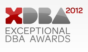 Exceptional DBA Awards 2012