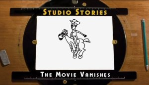 The Movie Vanishes