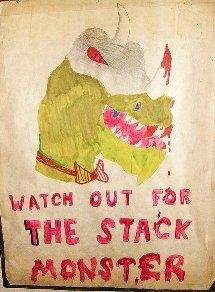 stack monster