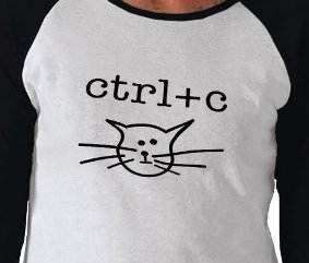 copy cat shirt
