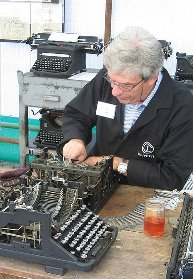 fix typewriter