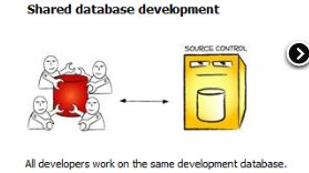 shared database development