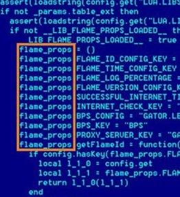 The FLAME malware