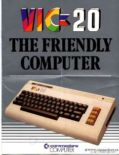 My first computer as a kid.