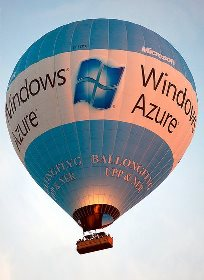 The Azure cloud is doing well.