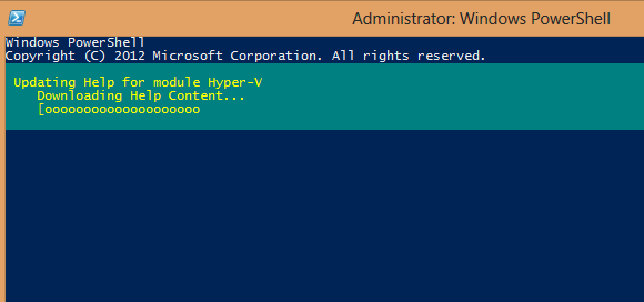 Powershell in a Month – Day 2, Help | Voice of the DBA