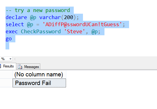 SQL Injection Issues–Password Hashing | Voice of the DBA