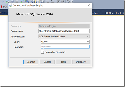 2015-08-14 12_30_11-SQLQuery3.sql - ARISTOTLE.SQLServerCentral_Trunk (ARISTOTLE_Steve (57)) - Micros