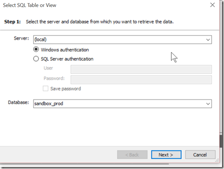 2015-09-22 16_35_26-SQL Data Generator  - New Project _