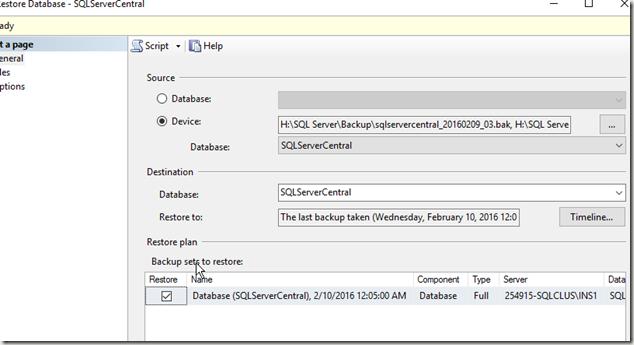 2016-02-16 12_04_24-Restore Database - SQLServerCentral