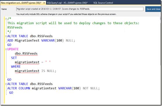 2016-03-11 13_09_08-New migration script.sql - JOLLYGREENGIANT_SQL2014.ASimpleTalkDB (JOLLYGREENGIAN