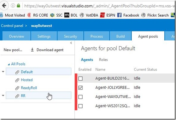 2016-06-28 18_03_29-Agents for pool Default - Microsoft Team Foundation Server