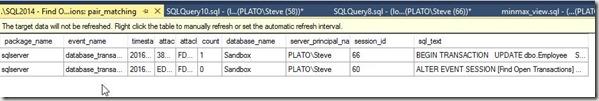 2016-08-08 17_09_31-._SQL2014 - Find Open Transactions_ pair_matching - Microsoft SQL Server Managem