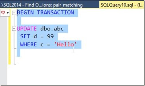 2016-08-08 17_10_45-SQLQuery10.sql - (local)_SQL2014.Sandbox (PLATO_Steve (58))_ - Microsoft SQL Ser