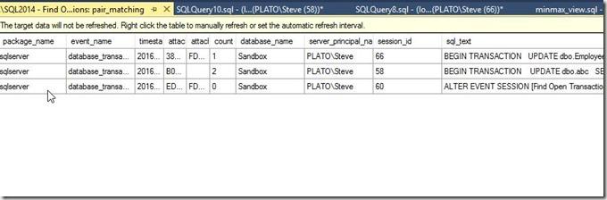 2016-08-08 17_11_13-._SQL2014 - Find Open Transactions_ pair_matching - Microsoft SQL Server Managem