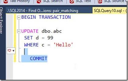 2016-08-08 17_11_48-SQLQuery10.sql - (local)_SQL2014.Sandbox (PLATO_Steve (58))_ - Microsoft SQL Ser