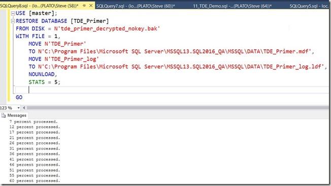 2016-11-23 11_27_28-SQLQuery8.sql - (local)_SQL2016_qa.master (PLATO_Steve (58))_ - Microsoft SQL Se