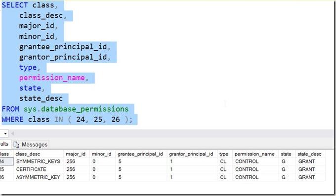 2016-11-29 14_27_57-SQLQuery11.sql - 192.168.1.204_SQL2016.EncryptionDemo (sa (57))_ - Microsoft SQL