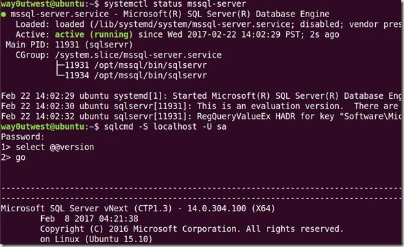 2017-02-22 15_08_26-Ubuntu 64-bit SQL Server .210 - VMware Workstation