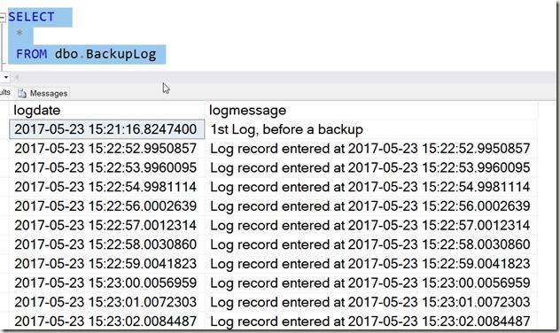 2017-05-23 15_23_12-SQLQuery8.sql - (local)_SQL2016.RestoreTime (PLATO_Steve (57))_ - Microsoft SQL