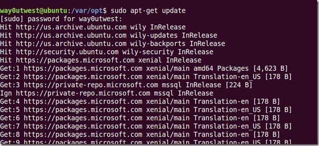 2017-06-15 09_57_14-Ubuntu 64-bit SQL Server .210 - VMware Workstation