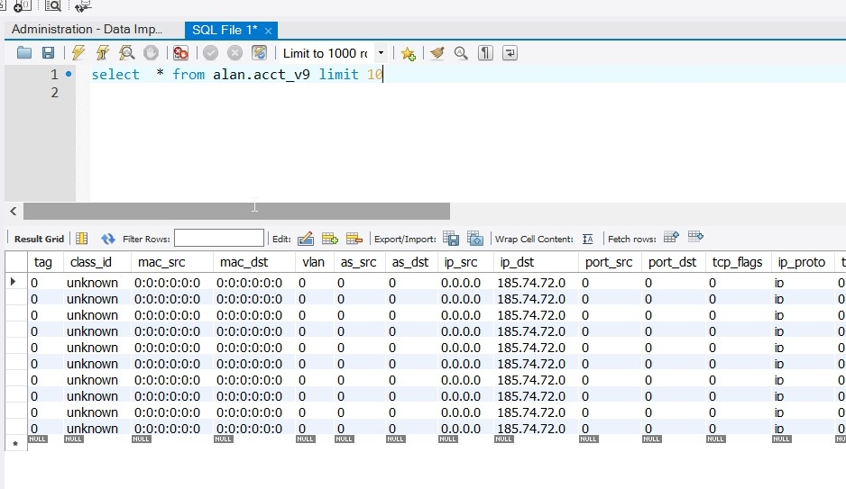 how to create sql file in mysql workbench