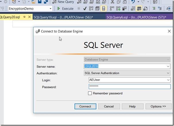 2017-10-24 09_55_17-SQLQuery20.sql - Microsoft SQL Server Management Studio
