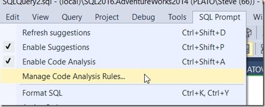 2017-11-29 14_55_40-SQLQuery2.sql - (local)_SQL2016.AdventureWorks2014 (PLATO_Steve (66)) - Microsof