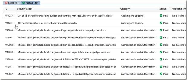 2018-02-23 17_50_25-Vulnerability Assessment - BaseballStats - 2_23_2018 5_39_26 PM - Microsoft SQL