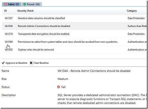 2018-02-23 17_52_32-Vulnerability Assessment - BaseballStats - 2_23_2018 5_39_26 PM - Microsoft SQL
