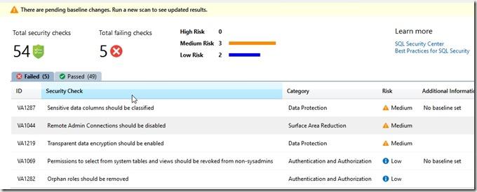 2018-02-23 17_53_26-Vulnerability Assessment - BaseballStats - 2_23_2018 5_39_26 PM - Microsoft SQL