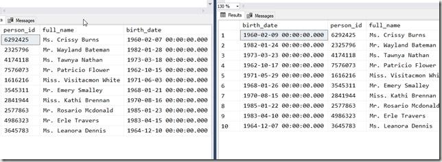 2018-05-02 15_41_30-SQLQuery10.sql - (local)_SQL2016.DataMaskerDemo (PLATO_Steve (66))_ - Microsoft