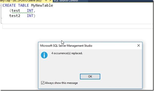 2018-05-04 09_51_48-SQLQuery1.sql - (local)_SQL2016.sandbox (PLATO_Steve (60))_ - Microsoft SQL Serv