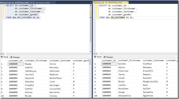 2018-05-04 11_59_40-SQLQuery2.sql - (local)_SQL2016.DataMaskerDemo (PLATO_Steve (65))_ - Microsoft S