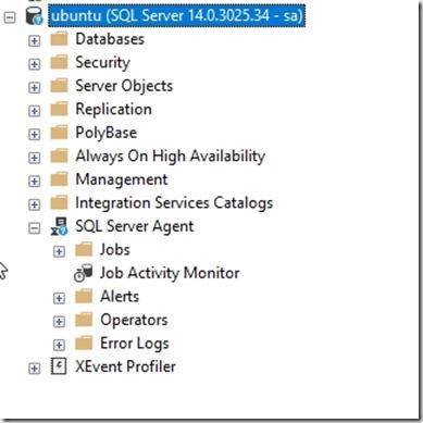 2018-05-23 15_22_52-SQLQuery4.sql - ubuntu.master (sa (56))_ - Microsoft SQL Server Management Studi