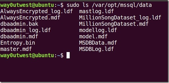 2018-05-23 15_28_37-Ubuntu 64-bit SQL Server .210 - VMware Workstation