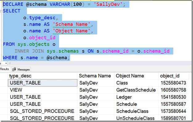 2018-09-17 19_28_57-SQLQuery1.sql - dkrSpectre_sql2017.sandbox (DKRSPECTRE_way0u (68))_ - Microsoft