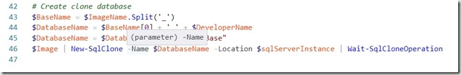 2018-10-03 20_12_06-? NewDeveloper.ps1 - Minimize impact Dev Test Environments - Visual Studio Code