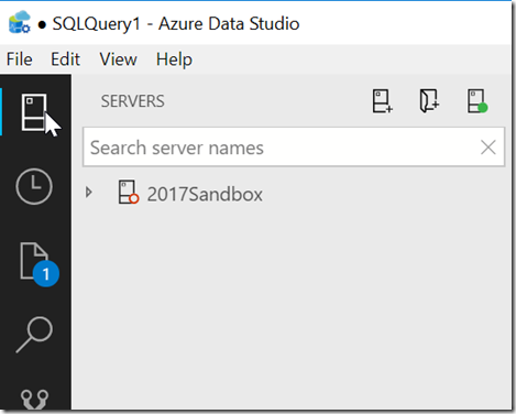 2018-10-19 16_58_21-● SQLQuery1 - Azure Data Studio