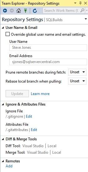 Pushing SQL Change Automation Code to Azure DevOps