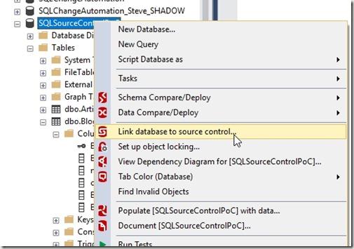 2019-03-14 09_56_10-SQLQuery1.sql - Plato_SQL2017.SQLSourceControlPoC (PLATO_Steve (60)) - Microsoft