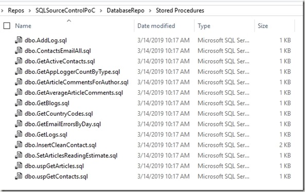 2019-03-14 10_32_37-Stored Procedures