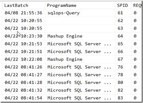 2019-04-22 10_52_34-SQLQuery13.sql - Plato_SQL2017.sandbox (PLATO_Steve (57))_ - Microsoft SQL Serve