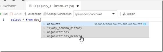 2019-06-21 14_45_04-● SQLQuery_1 - instances.spawn.cc,53231.master (sa) - CoolADSNotebooks - Azure D