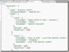 2019-07-16 12_52_44-C__Users_Steve_OneDrive_SQL_SpotifyData_Playlist.json - Sublime Text