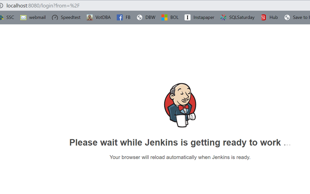 Jenkins in a Container – SQLServerCentral