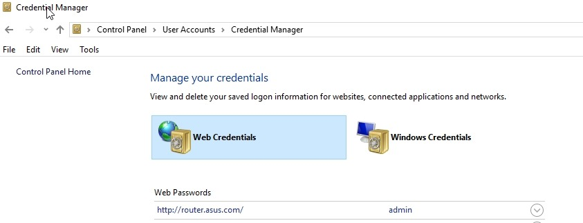 Changing Git Credentials in Windows | Voice of the DBA
