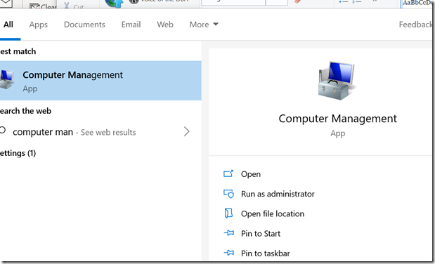 2019-08-15 08_29_15-Finding SQL Configuration Manager in Windows 10 - Open Live Writer