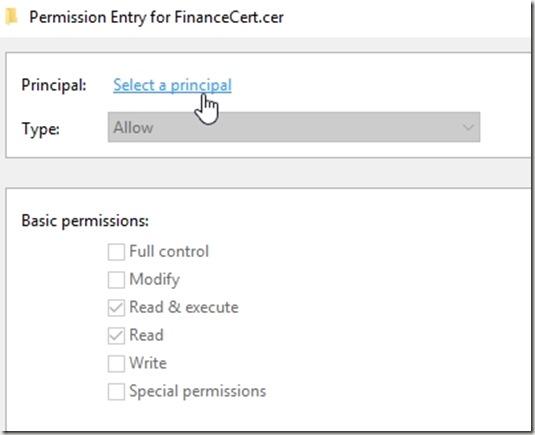 2019-08-23 14_31_46-Permission Entry for FinanceCert.cer