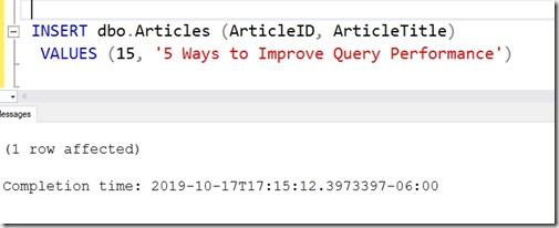 2019-10-17 17_15_23-SQLQuery1.sql - Plato_SQL2017.sandbox (PLATO_Steve (52))_ - Microsoft SQL Server